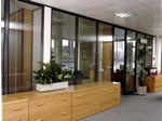 office partitioning sample